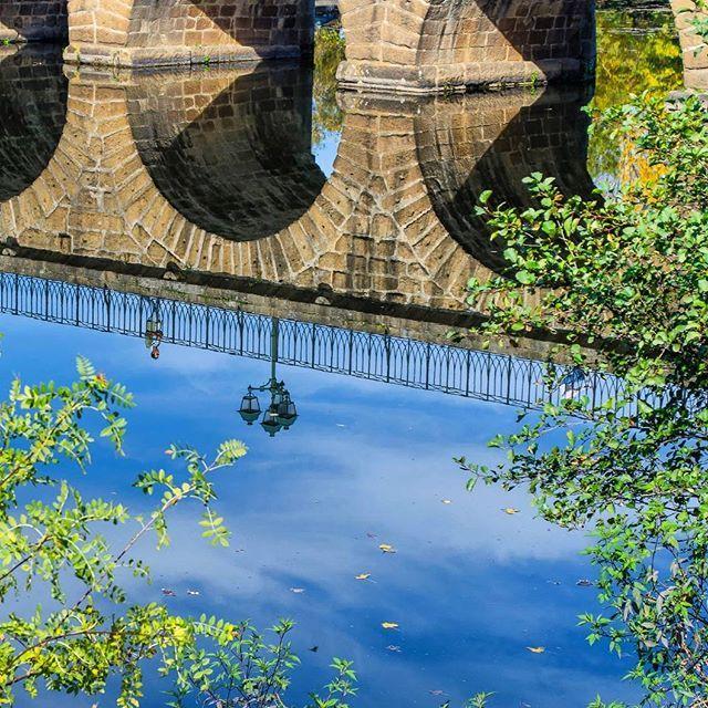 Rio Tâmega e Ponte de Trajano, Chaves #Portugal #Chaves #Trajano #Tâmega #river #tras_osmontes