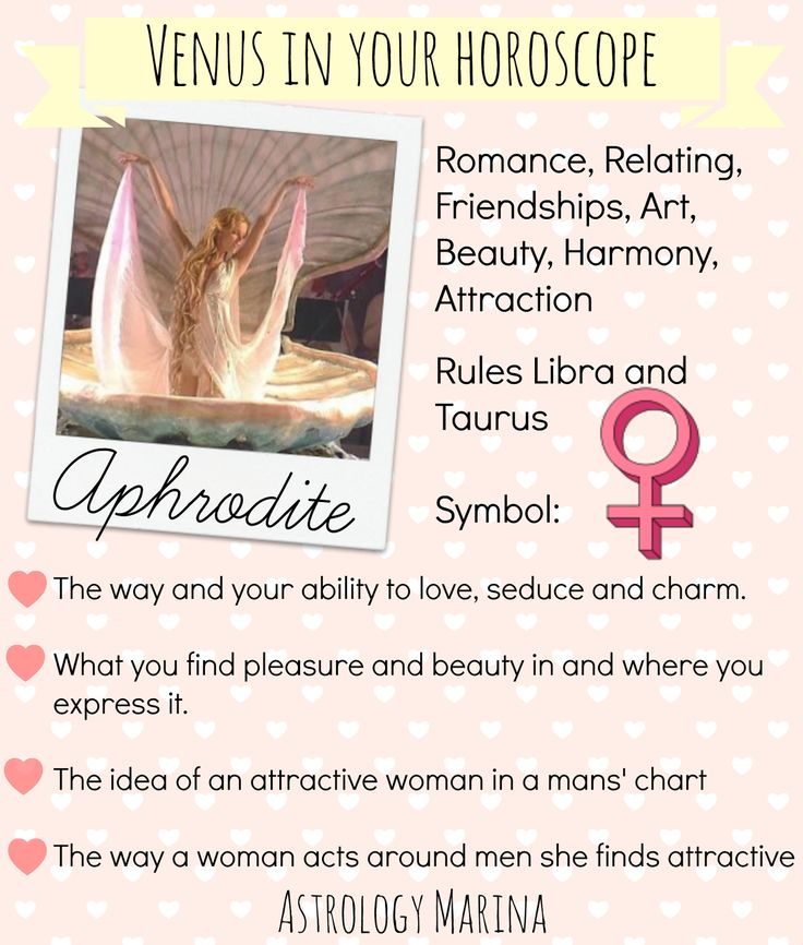 Venus in your horscope / birth chart through all signs and houses! http://www.astrologymarina.com/2014/09/venus-seduction-in-zodiac-signs-and.html
