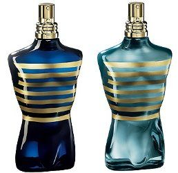 Jean Paul Gaultier Le Male and Le Beau Male Capitaine Collector
