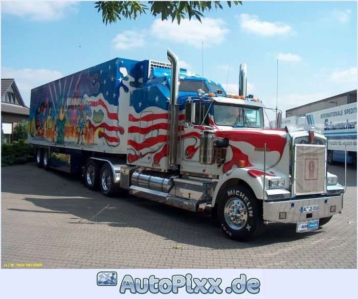 170 best images about semi trucks on pinterest tow truck. Black Bedroom Furniture Sets. Home Design Ideas