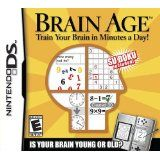 Brain Age: Train Your Brain in Minutes a Day! (Video Game)By Nintendo