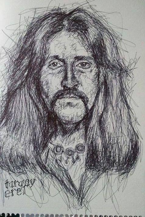 Portre çizimleri, kara kalem çizimleri ve diğer çizimlerimi paylaştığım blog