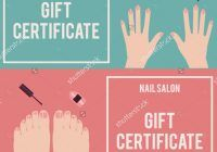 Nail Gift Certificate Template Free (4)