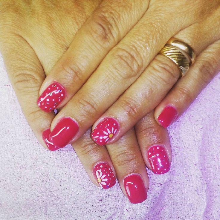 #nailspring #margherita #unghie #nails #nailistagram #springtime