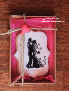 Le Delizie di Ve: JUST MARRIED COOKIES