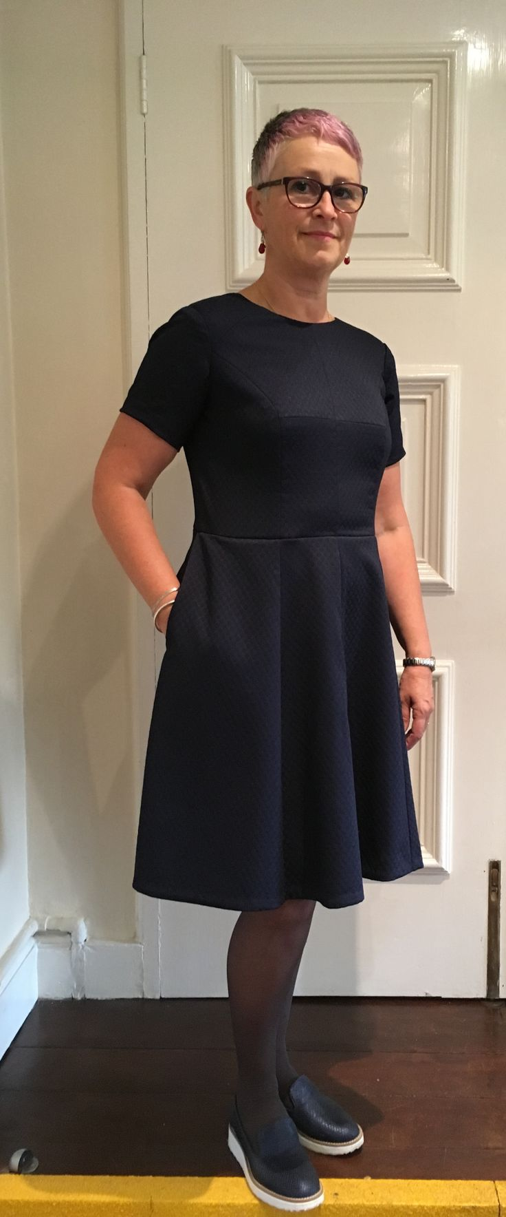 Susan Young Sewing review of the Karri dress