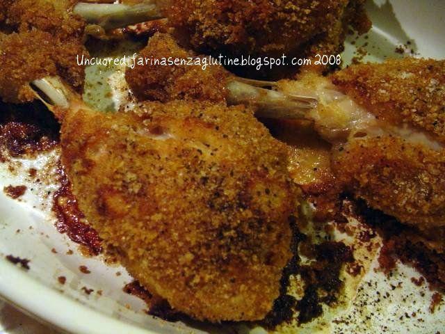 Uncuoredifarinasenzaglutine: Pollo alla Hogwarts