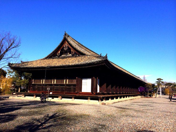 Sanjusangendo temple Kyoto