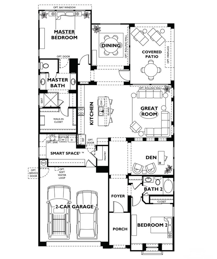 17 best images about plans elevations on pinterest Model homes floor plans