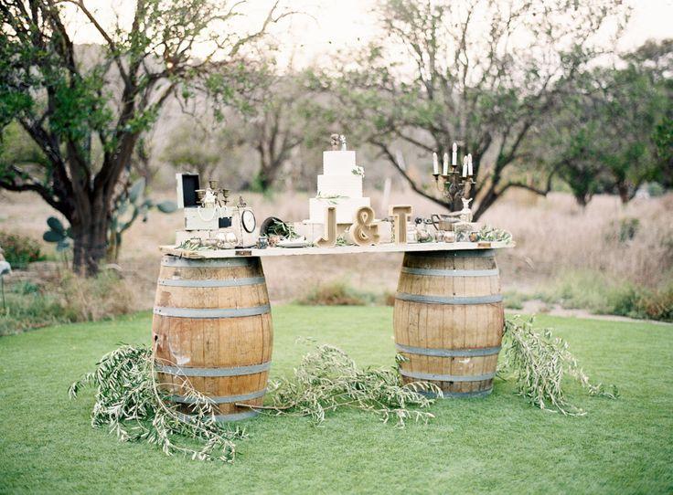 Cake: Sweet Traders - http://www.stylemepretty.com/portfolio/sweet-traders Event Planning: Sanya Strelec - http://www.stylemepretty.com/portfolio/vip-events-and-weddings Venue: Hamilton Oaks Winery - http://www.stylemepretty.com/portfolio/hamilton-oaks-winery   Read More on SMP: http://www.stylemepretty.com/california-weddings/2016/01/26/elegant-organic-san-juan-capistrano-wedding/