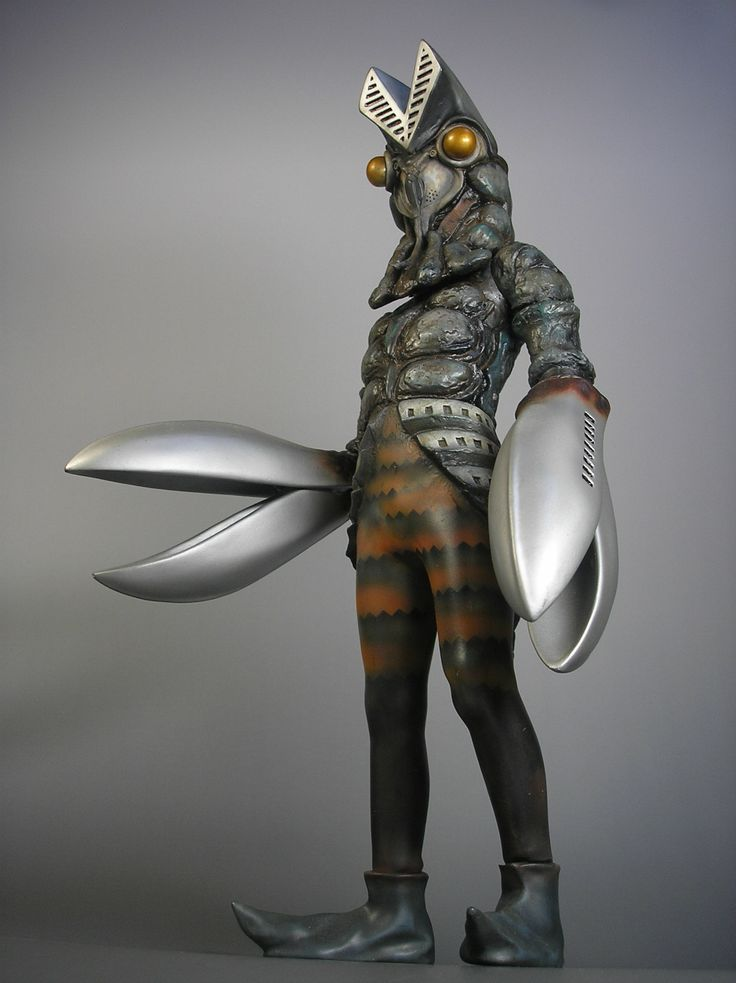 Alien Baltan (バルタン星人, Barutan Seijin? ,Baltan Star-people)