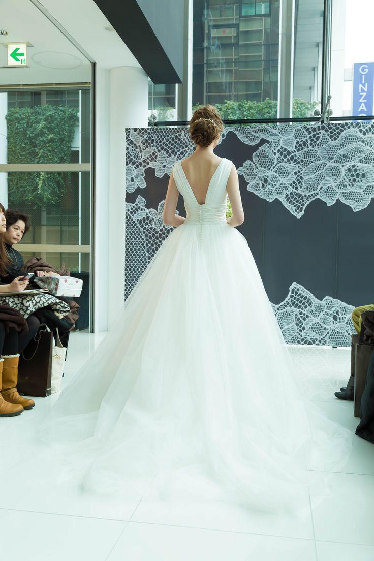 #wedding #weddingdress #dress #dressshop #white #collectionshow #Tokyo #ginza #NOVARESE #結婚式 #ウエディング #ウエディングドレス #ドレス #ドレスショップ #ホワイト #白 #コレクションショー #ランウェイショー #東京 #銀座 #ノバレーゼ #Chloe #CAROLINAHERRERA #キャロリーナ・ヘレラ