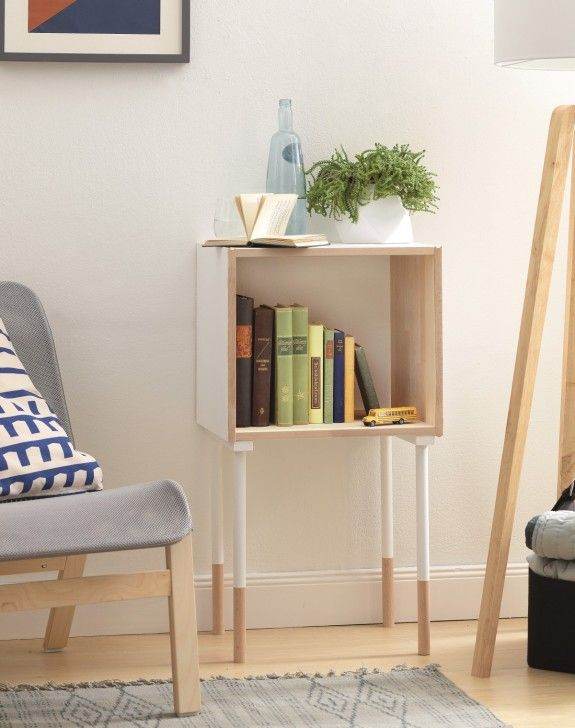 DIY Cool Book Case with Legs