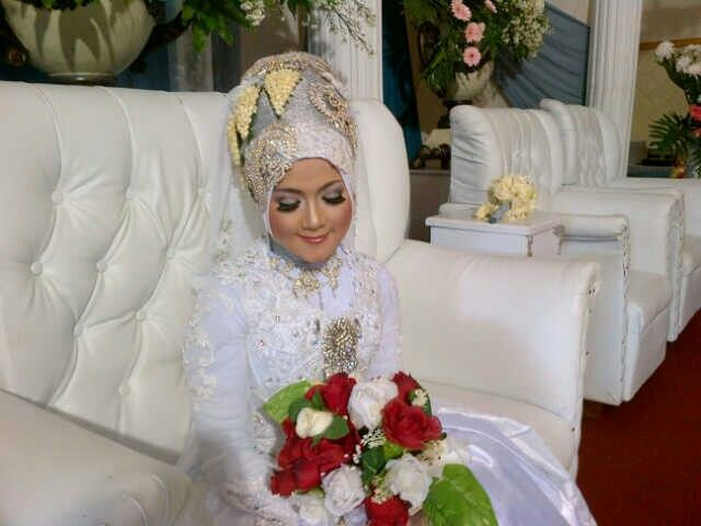 WEDDING makeup from new orchid wedd bandung indonesia