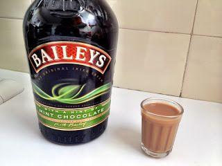 Santa Comida: Brigadeiro gourmet de Baileys