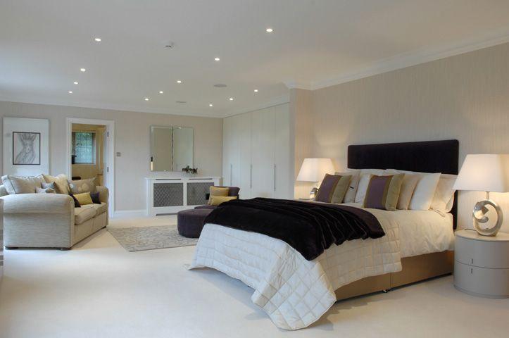Bedroom design, Sable interiors