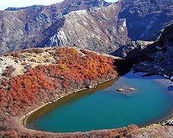 Valle Las Trancas, Chile
