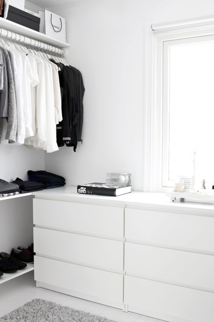 Walk-in-closet!