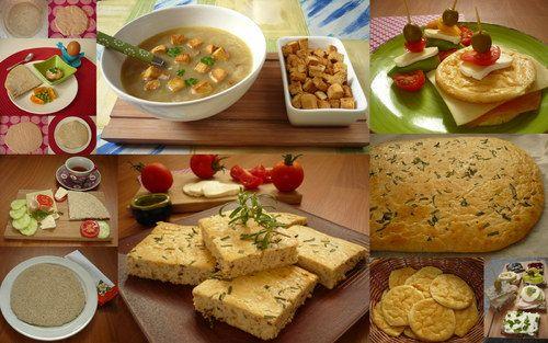 e-kuchařka: Pečme více bez pšenice