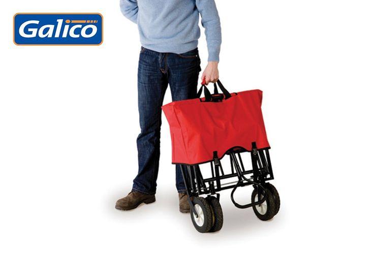 -42% - Carretto pieghevole con borsa da trasporto, spedizione inclusa