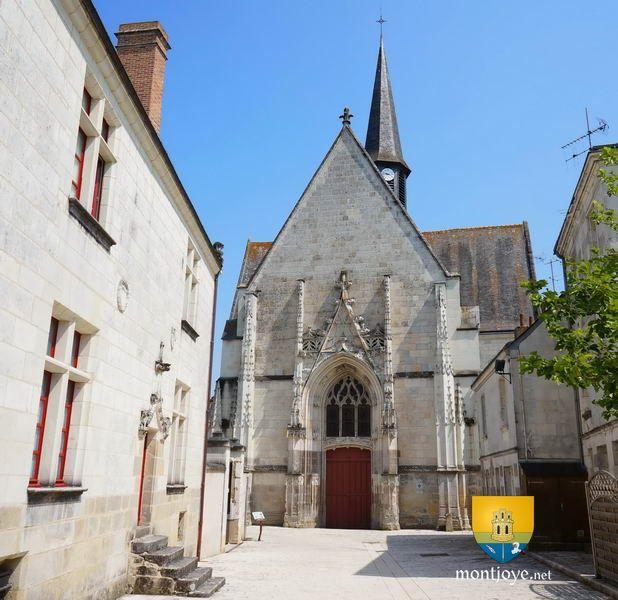 Maison du Dauphin et Sainte Catherine de Fierbois