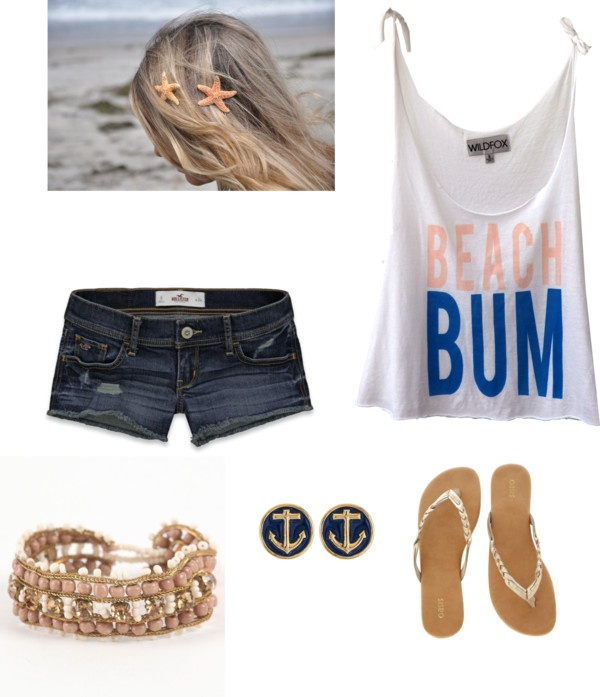 beachbabbe, created by jenna-snyder on Polyvore: Classic Summer, Casual Style, Beach Babe, Dreams Closet, Clothing, Beaches Bum, Beach Bum, Beaches Babes, Spring Style