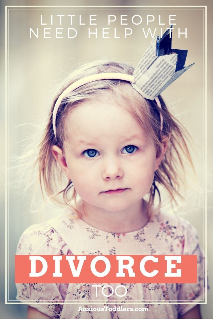 Going through a divorce can be a struggle. Learn some easy tips to help your young child get through the divorce. Parenting through divorce is tough - here is some tips to follow.:
