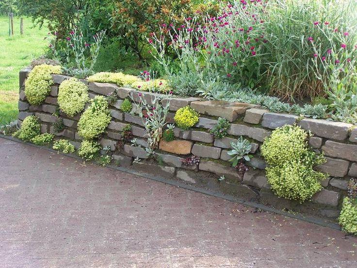 Nabbefeld & Schages - Garten- und Landschaftsbau - Stützmauer