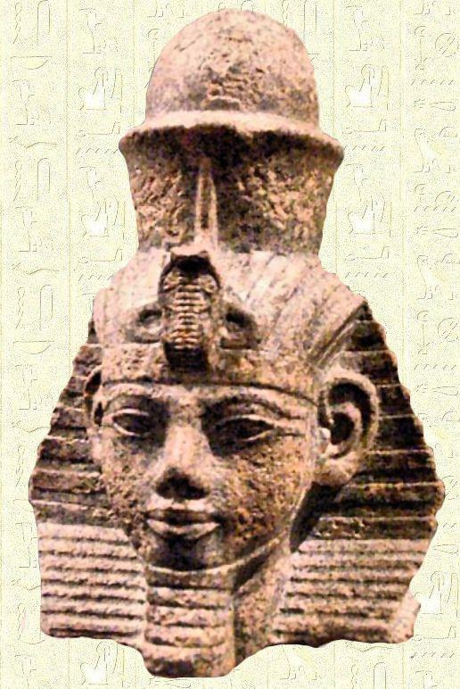Amenhotep III -  Ägyptisches Museum Berlin