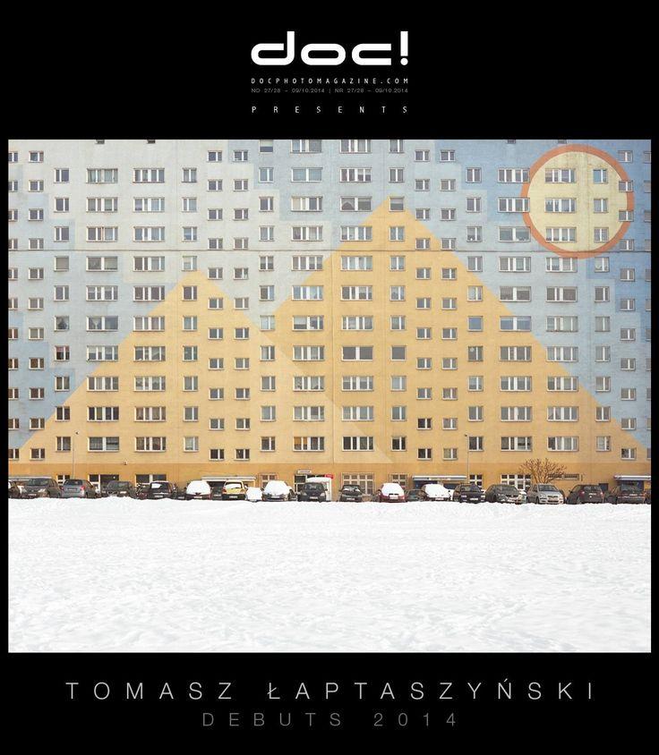 doc! photo magazine & contra doc! present:  DEBUTS -> Tomasz Łaptaszyński