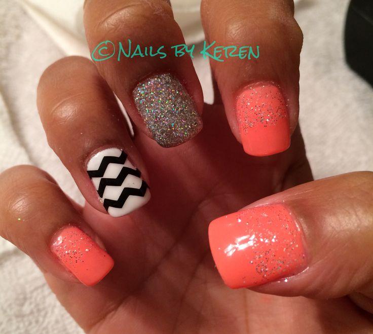 Summer nails, 2014