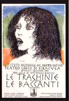 XXVI (1980) Baccanti di Euripide