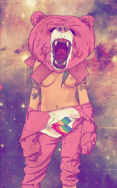 Care Bear by fab ciraolo