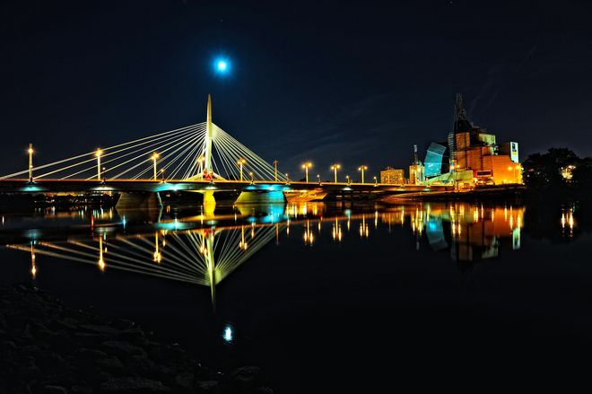 night time is the right time  for awesome photography!