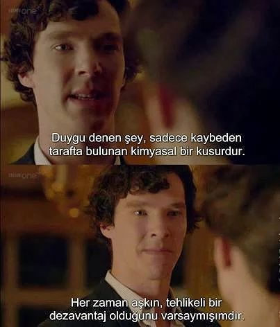 ~ Season 2, Episode 1: A Scandal in Belgravia. Sherlock -