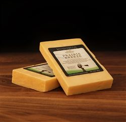 Prairie Breeze Cheese #1 cheddar for America's Test Kitchen - I'll have to look for it and try it!