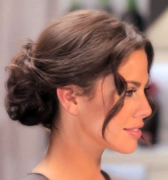 Easy #Updo. Check out the #tutorial at www.youtube.com/watch?v=fa3moiWXduU