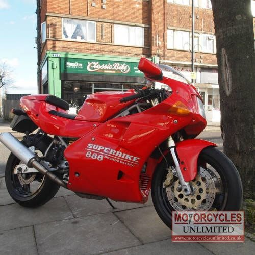 Very nice (1994 Ducati 888 Strada for Sale - £9,989.00) at Motorcycles Unlimited https://www.motorcyclesunlimited.co.uk/1994-ducati-888-strada-for-sale/