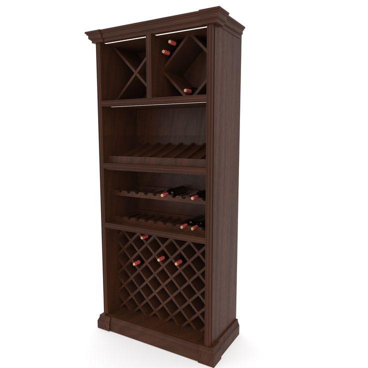 Шкаф для хранения вина 2073