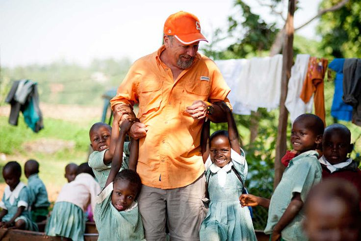 Milton Jones stood in a Kenyan slum. The year was 2003, and the Amarillo man was in the process of realizing a commitment he had made to personally meet AIDS orphans in sub-Saharan Africa and to dedicate the rest of his life to changing their plight.
