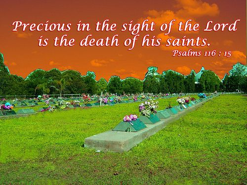 Psalm 116 15