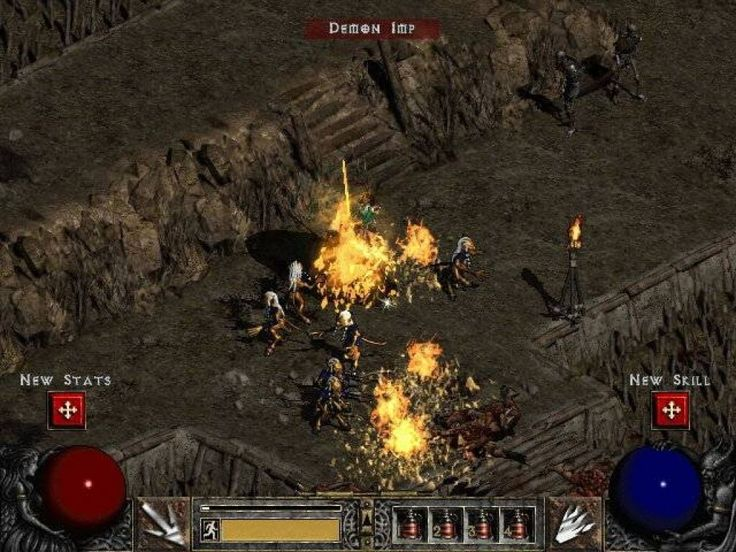 diablo 2 min resolution