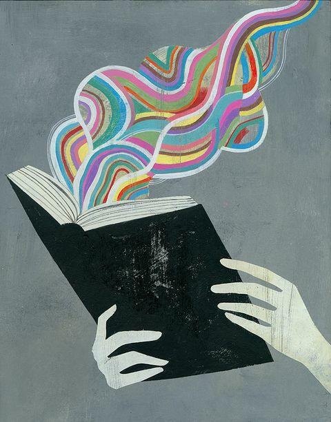 Màgia entremig de les pàgines...