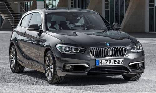 #BMW #1er 3-Türer. Wendig und kompakt auf der Straße, sportlich und modern im Auftritt.