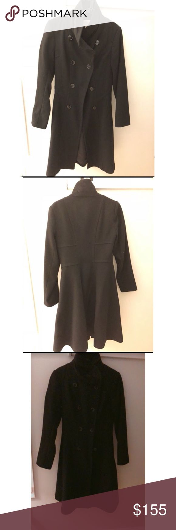 Reiss  Wool Coat Beautiful Reiss Wool Coat,Pre-Owned in excellent Condition!Size Small Reiss Jackets & Coats