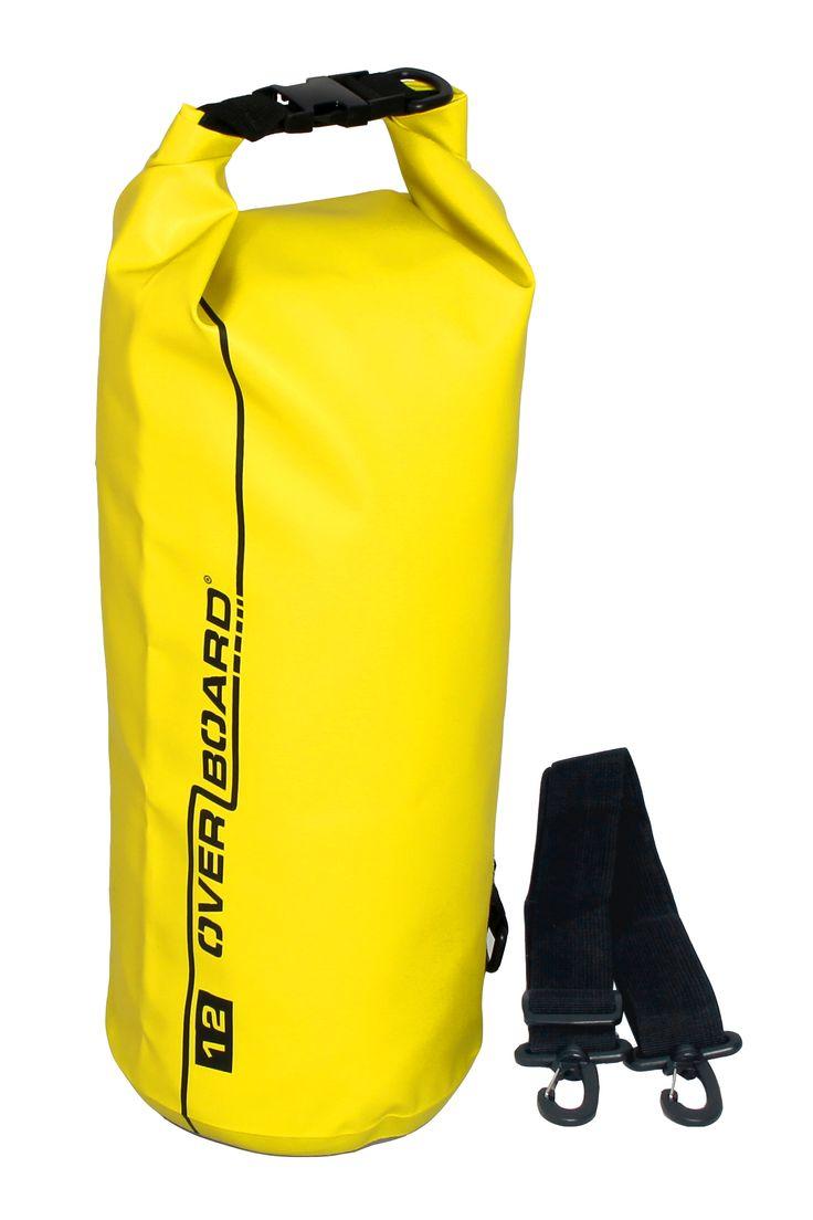 Geanta Tube 12l este accesoriul perfect pentru sporturi nautice, plimbari cu barca, camping, drumetii sau mers la plaja. Este 100% rezistenta la apa