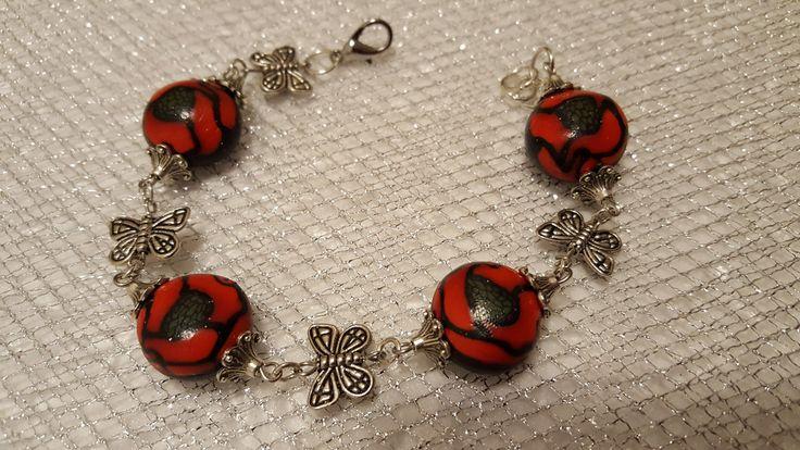 Bracelet,gift for   her,craft,pearl,handmade,ornament,forgirl,hypoallergic,idea,romantic,boho,style,love  ly,gorgeous,mother's day,elegant di MegCreationsFenix su Etsy