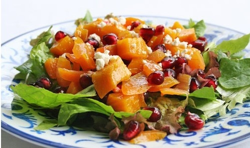 Simple and Colourful Salad - All Fresh Recipes