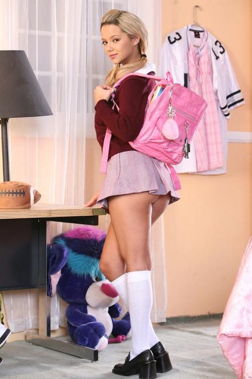 sexy blonde teen porn gifs
