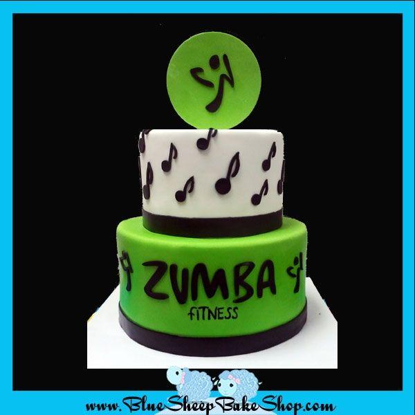 Zumba Cake - Zumba Cake